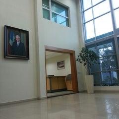 Photo taken at Biblioteca Juan Bosch FUNGLODE by Roman C. on 1/10/2013