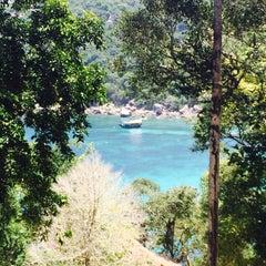 Photo taken at Mango Bay by Cosmos B. on 4/11/2015