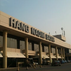 Photo taken at Hang Nadim International Airport (BTH) by Arya W. on 9/16/2012