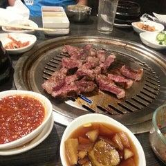 Photo taken at Gen Korean BBQ House by spartak k. on 5/13/2013