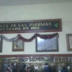 Photo taken at La Casa de Las Torrijas - As de los Vinos by M. Luz C. on 1/5/2013