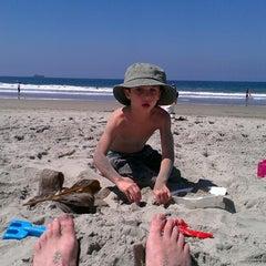 Photo taken at Coronado Beach by Steve on 6/20/2013