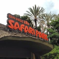 Photo taken at San Diego Zoo Safari Park by John C. on 7/21/2013