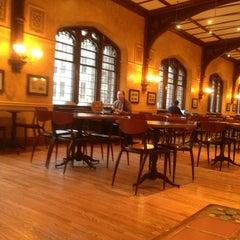 Photo taken at Einstein Bros Bagels by JL J. on 2/10/2013