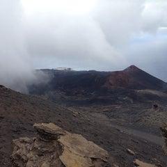Photo taken at Volcán de San Antonio by Cesar F. on 7/22/2013