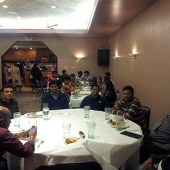 Photo taken at Madras Chettinaad by Vamshi G. on 2/10/2013