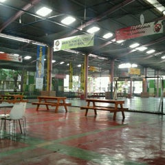 Photo taken at Planet Futsal by Hery S. on 11/4/2012