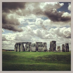Photo taken at Stonehenge by Paulo B. on 6/2/2013