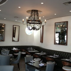 Photo taken at Areal Restaurant by Phil B. on 2/27/2013