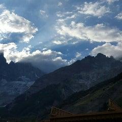 Das Foto wurde bei Traforo Monte Bianco [T1] - Piazzale Sud von Andrea L. am 8/29/2015 aufgenommen