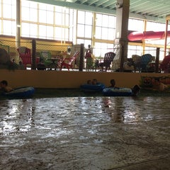 Photo taken at Mayan Adventure Waterpark by Angela C. on 3/28/2013