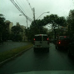 Photo taken at Avenida Nilópolis by Luiza L. on 11/12/2012