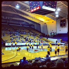 Photo taken at Convocation Center by Jessica R. on 12/16/2012