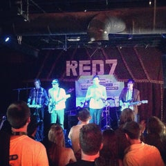 Photo taken at Red 7 by Happy M. on 3/12/2013
