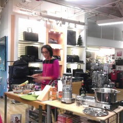 Photo taken at Gracious Home by Michelle W. on 12/17/2012