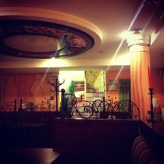 Photo taken at Крепери Де Пари (Creperie De Paris) by Викася on 10/5/2012