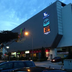 Photo taken at Leisure Park Kallang by Malcolm on 6/9/2013