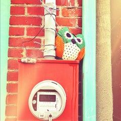 Photo taken at Vegan Mini Mall by Patrik A. on 11/21/2012