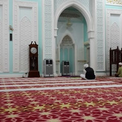 Photo taken at Masjid Ridzwaniah by Muhammad A. on 2/6/2015