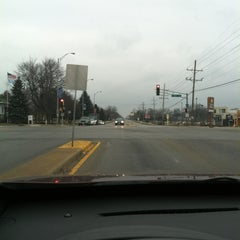 Photo taken at Cass Avenue by Tammy C. on 1/3/2013