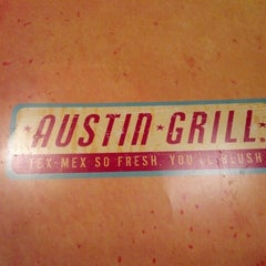 Photo taken at Austin Grill by Chris S. on 10/11/2012