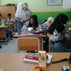 Photo taken at SMA Negeri 21 Jakarta by Wenny M. on 11/8/2012