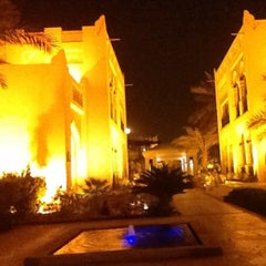 Photo taken at Sharq Village & Spa by mohammed l. on 5/14/2013