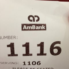 Photo taken at AmBank by Busy B. on 8/12/2013