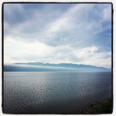 Photo taken at Loch Ness by jon p. on 7/24/2013