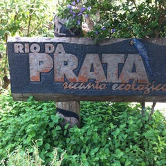 Photo taken at Rio da Prata by Vitor R. on 3/8/2013