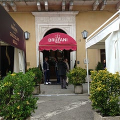 Photo taken at Hotel Brufani by Pier Luca S. on 10/21/2013