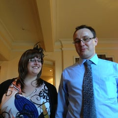 Photo taken at Midland Hotel by Moira W. on 6/7/2013