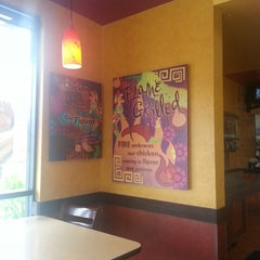 Photo taken at El Pollo Loco by oeg 5. on 6/10/2013