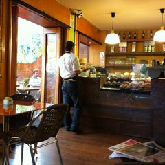 Photo taken at Brot Bakery & Cafe by Angelo R. on 11/5/2012