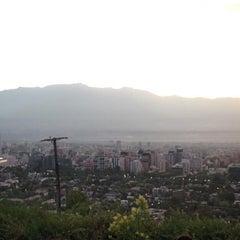 Photo taken at Enoteca Cerro San Cristóbal by Felipe G. on 1/1/2016