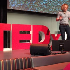 Photo taken at TEDxDelft by Car on 3/8/2015