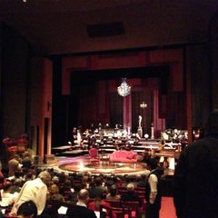 Photo taken at Krannert Center For The Performing Arts by Jessie O. on 3/3/2013