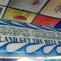 Photo taken at Bob's Grill by Rhonda M. on 3/10/2013