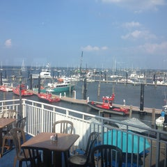 Photo taken at On The Deck by Zack P. on 7/20/2013