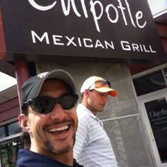 Photo taken at Chipotle Mexican Grill by Ted A. on 6/27/2014