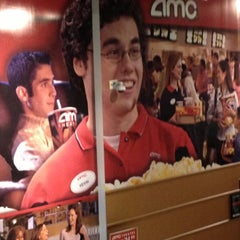 Photo taken at AMC River East 21 by Dustin J. on 11/16/2012