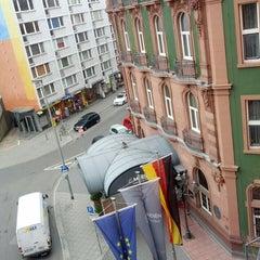 Das Foto wurde bei Le Méridien Parkhotel Frankfurt von Tomasz G. am 3/11/2013 aufgenommen