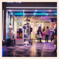Photo taken at Moomin Shop by Ekaterina B. on 1/5/2013