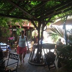 Photo taken at Taverna Cretekou by Jim W. on 6/22/2014