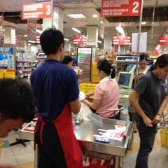 Photo taken at Iloilo Supermart by Kaloy Z. on 10/21/2012
