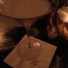 Photo taken at SoHo Grand Hotel Club Room by matt j. on 12/16/2012