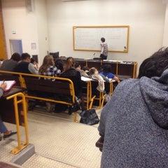 Photo taken at IAE Toulouse - Institut D'Administration Des Entreprises by Adam Syafiq A. on 11/3/2015