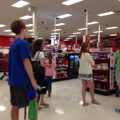 Photo taken at Target by Wendy R. on 6/3/2014