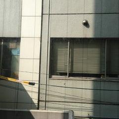 Photo taken at サンライフホテル 2・3号館 (Sunlife Hotel 2.3) by cyborg c. on 9/12/2013