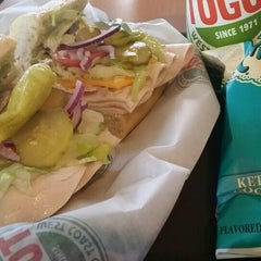 Photo taken at TOGO'S Sandwiches by Christina C. on 10/3/2015